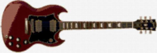 Гитара легендарная Gibson