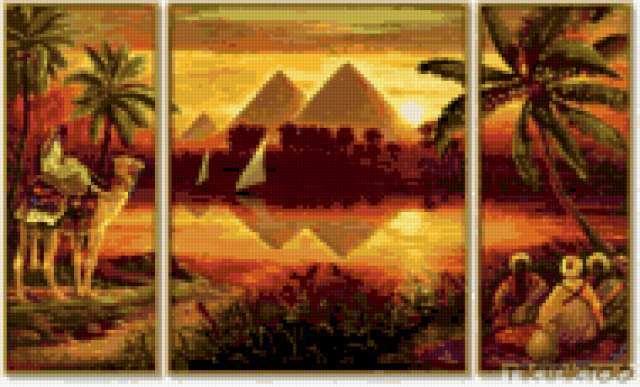пирамиды, предпросмотр
