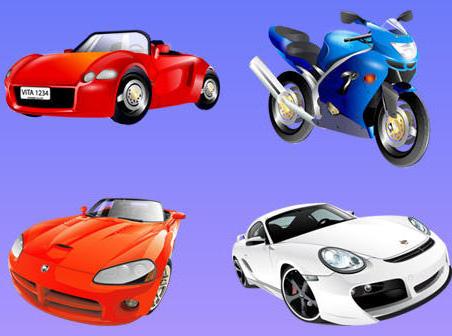 Машинки для мальчиков, картина