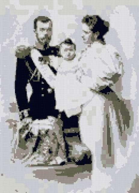 Царская семья , предпросмотр