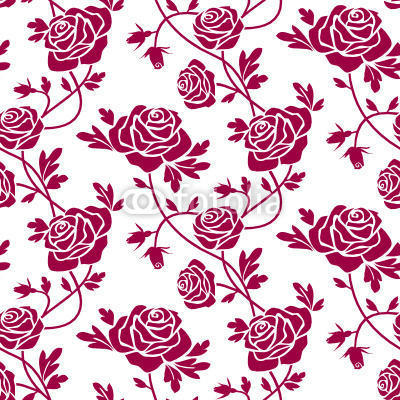 Розы подушка, оригинал