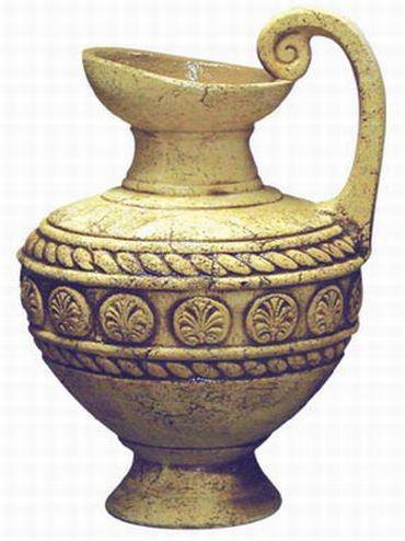 Вышивка крестом античные вазы тканивед муслин