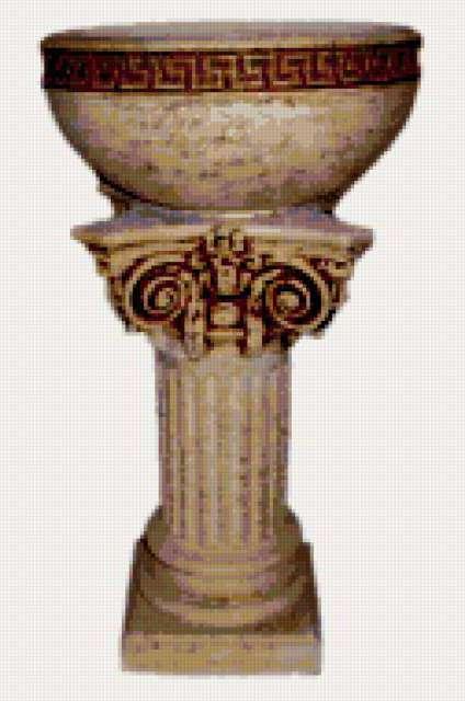 Античные вазы, предпросмотр