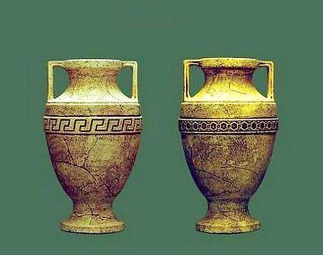 Античные вазы, оригинал