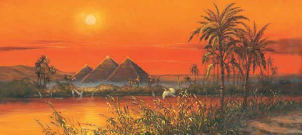 Пирамиды, оригинал