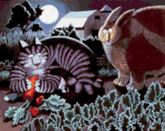 Тайна кошек, предпросмотр