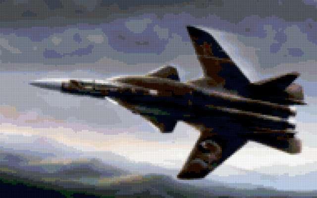 беркут, полет, военный