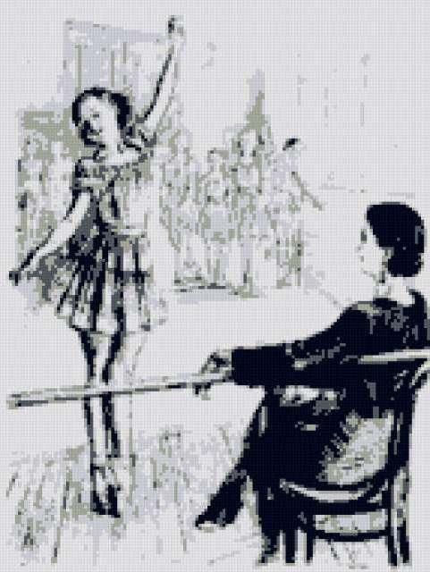 Балет, предпросмотр
