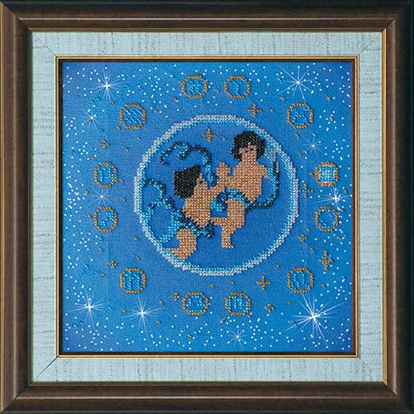 Близнецы, гороскоп, знак