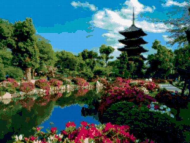 Китай, китай, пейзаж