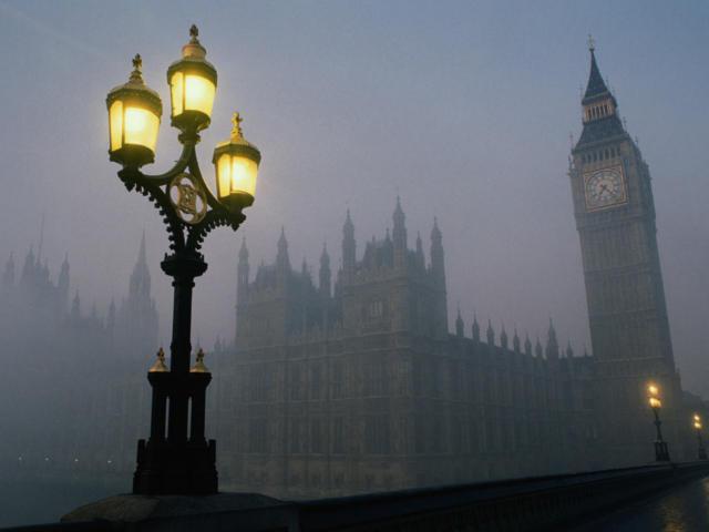 Лондон, Биг Бен, оригинал