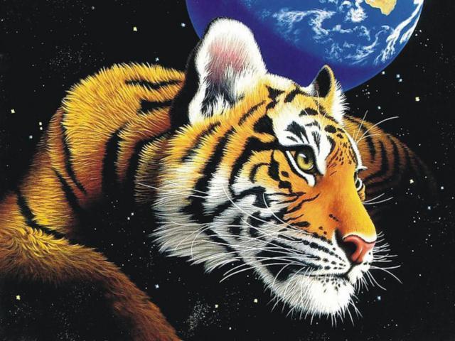 Хранитель Планеты Земля