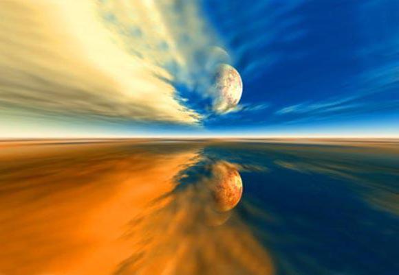 Космос, космос, земля
