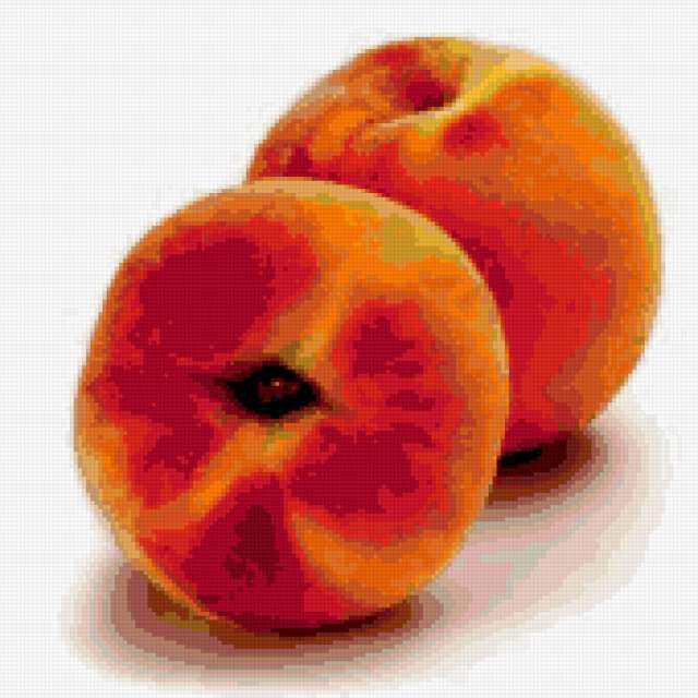 Персики,