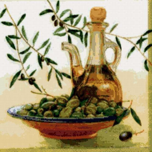 Оливки, предпросмотр