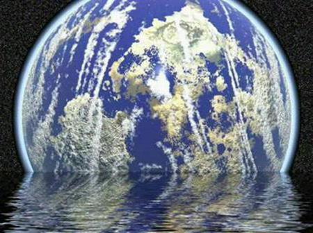 Земной шар, оригинал