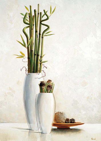 Бамбук в вазе , оригинал