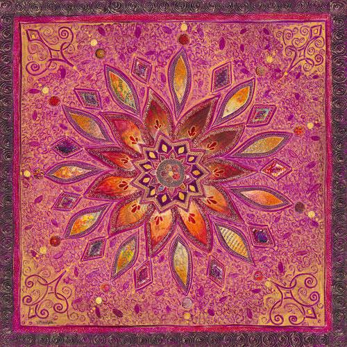 Индийский платок, оригинал