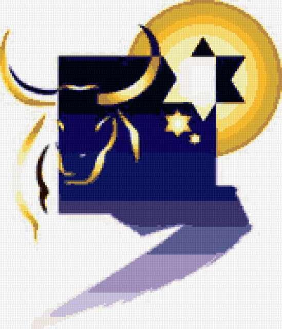 Знаки зодиака-телец