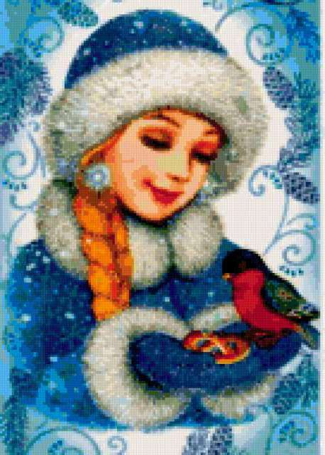 Снегурочка, предпросмотр