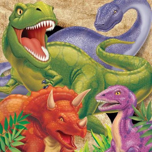 Динозавры, оригинал