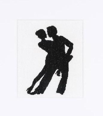 Танцующая пара,