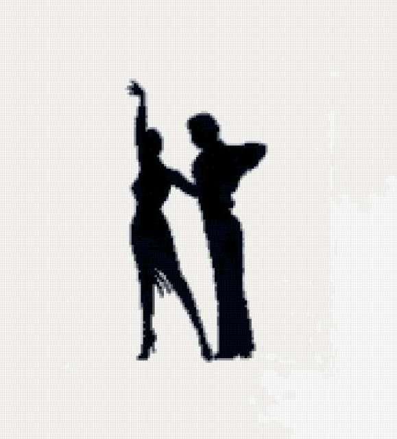 Танцующая пара 3, предпросмотр