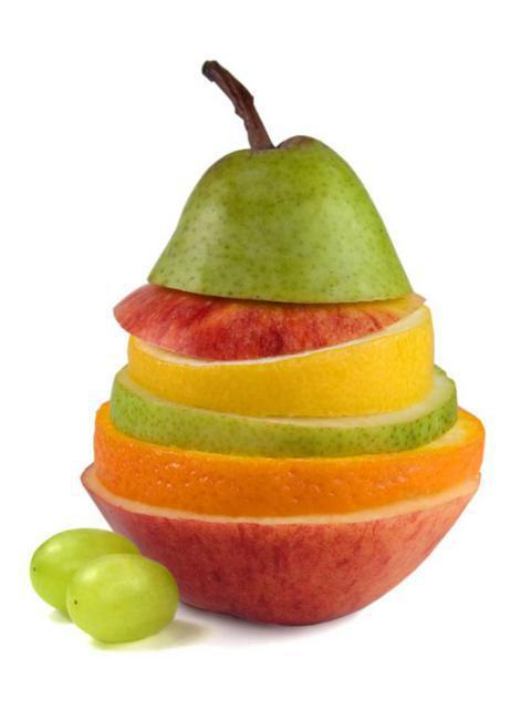 Нарезка фруктов, оригинал