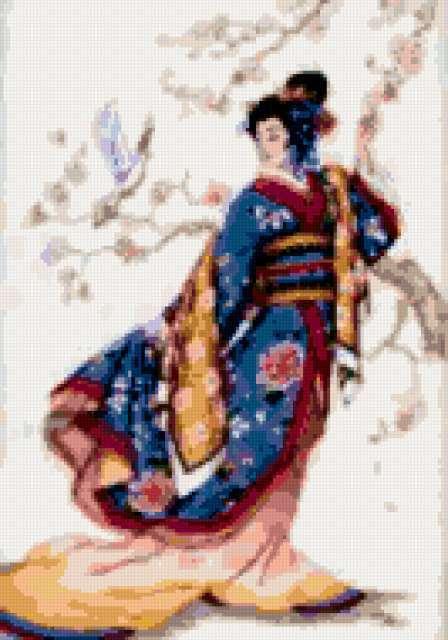 Подруга самурая, предпросмотр