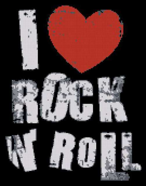 I love rock n roll,