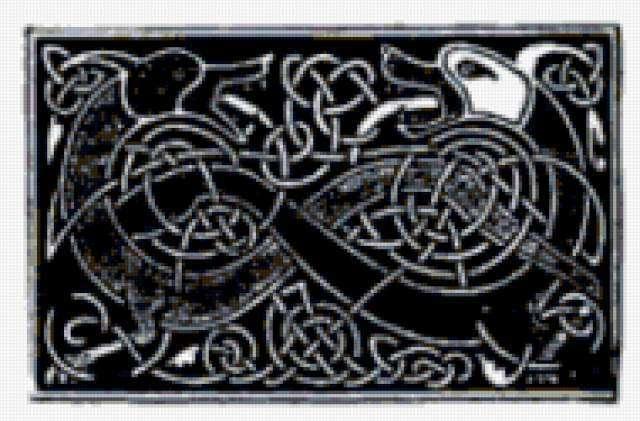 Кельтский орнамент, мифология