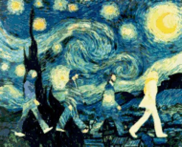 Ван Гог и Битлз, предпросмотр