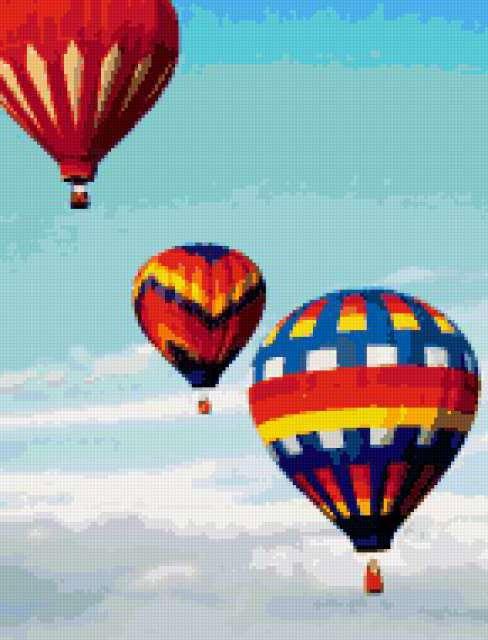 Воздушные шары., предпросмотр