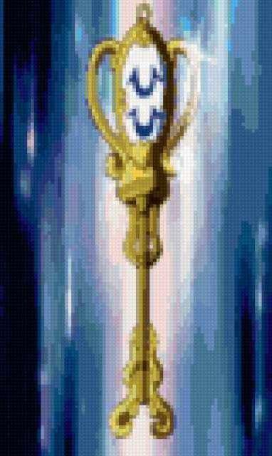 Ключ водолея, предпросмотр