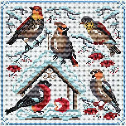 Кормушка для птиц, оригинал