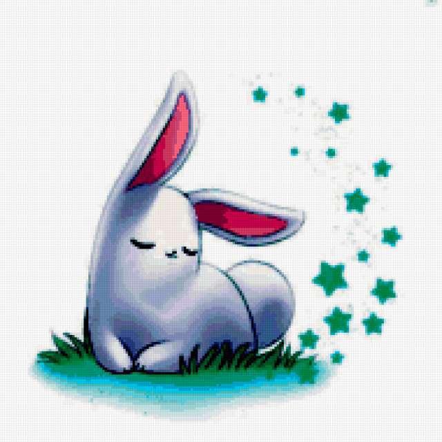 Сладких снов, зайчонок.