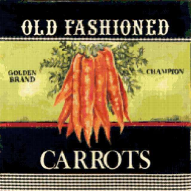 Морковь, предпросмотр