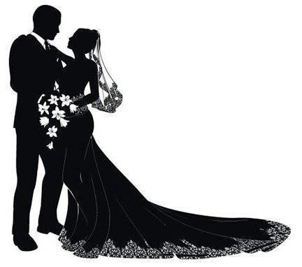 Жених и невеста, оригинал