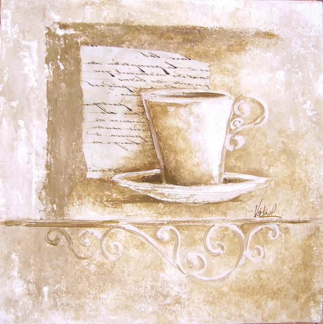 Кофейная чашка, оригинал