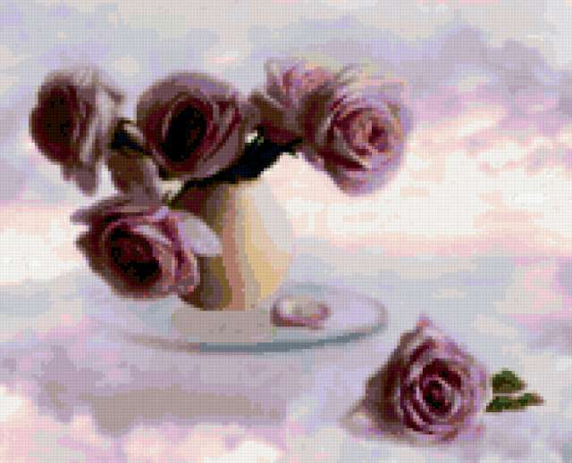 Розовые облака, предпросмотр