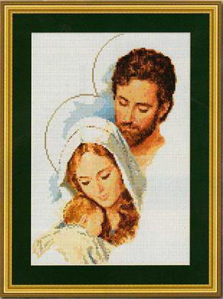 Святое семейство, икона