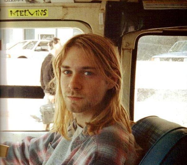 Kurt Cobain, курт кобейн,