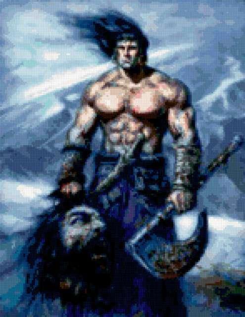 Воин Севера, предпросмотр
