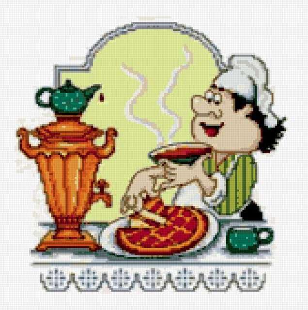 Вышивки кулинарный техникум поваренок