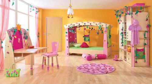 Сказочные детские комнаты 3,