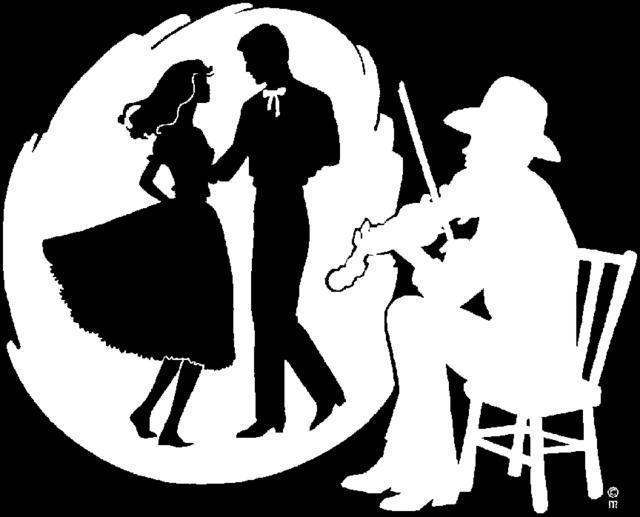 Танцующая пара, оригинал