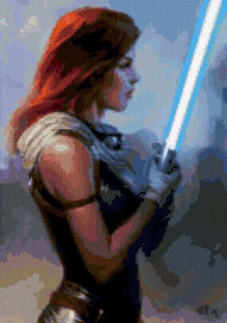 Star wars_mara jade