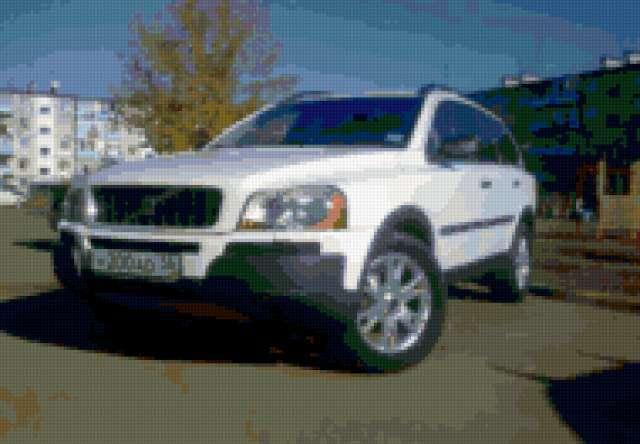 Volvo XC90, предпросмотр