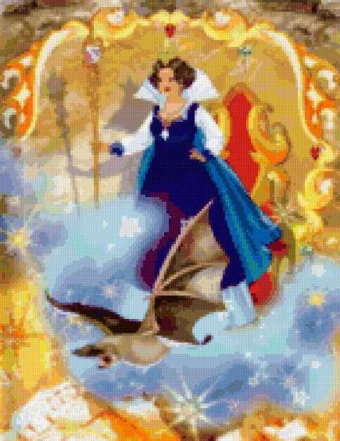 королева летучих мышей