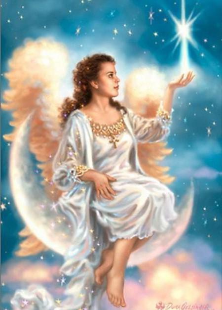 Ангелочки , искусство